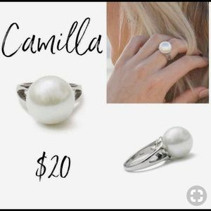 Plunder pearl ring